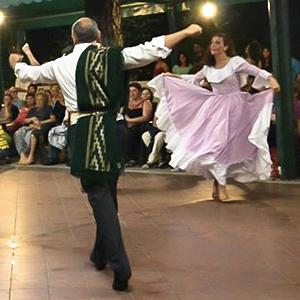 Vieni a scoprire il Folklore argentino